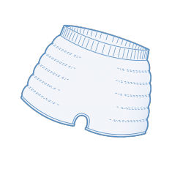 Slips Boxer T5 XXLarge
