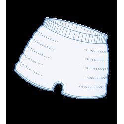 Slips Boxer T2 Médium