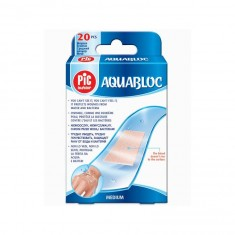 Pansement Aquabloc transparent 19x72