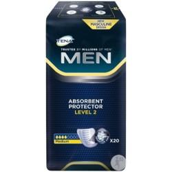 Protections masculines TENA Men Level 2