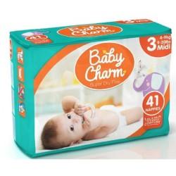 Changes complets Babycharm 4 à 9 kg Midi