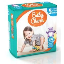 Changes complets Babycharm 11 à 25 kg Junior
