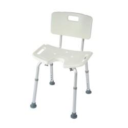 Chaise de douche Bora