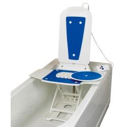 Siège de bain élevateur Bathmaster Deltis