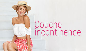 Couche incontinence